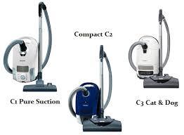 Miele Canister Vacuum Comparison Chart Miele C1 Vs C2 Vs C3 Detailed Lineup Comparison