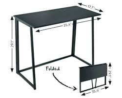 foldable computer desk brilliant folding chair table number throughout 18