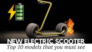 10 <b>New Electric</b> Kick <b>Scooters</b> On Sale in 2019 (Upcoming and ...