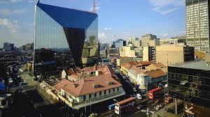 modern architecture city. Johannesburg - Gauteng Showing A City And Modern Architecture I