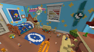 Minecraft Marketplace Design Toy Story Mash Up Minecraft