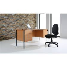 classic office desks. Next Day Economy Office Desks - 18mm Top Straight Desk Classic