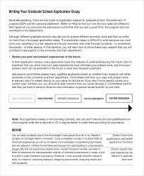 personal statement for graduate school computer science graduate sample personal statement 8 examples in word pdf