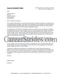 Sample Cover Letter For Registered Nurse Cover Letter Example