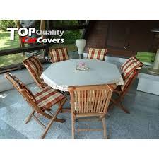 garden round table cover