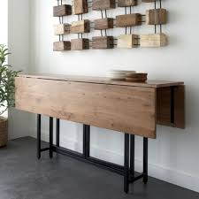 wall mounted dining table long