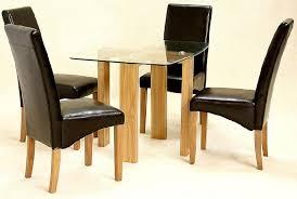 contemporary rectangular extending glass dining table pertaining
