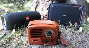 best outdoor bluetooth speakers