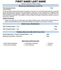 Process Technician Resume Sample & Template Page 2