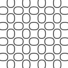 Beadweaving Graph Paper Fusion Beads