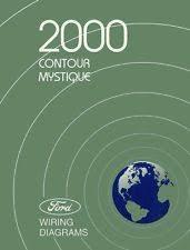 mercury mystique distributors parts 2000 ford contour mercury mystique wiring diagrams schematic book