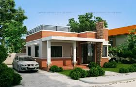 small and simple but beautiful house with roof deck designs for houses concept one y