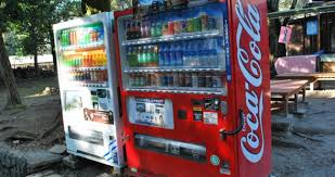 Vending Machines In South Africa Beauteous CocaCola Bringing WiFi To Local South African Communities Via