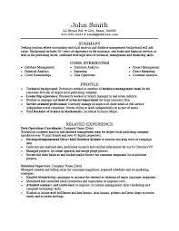 Data Operations Coordinator Resume