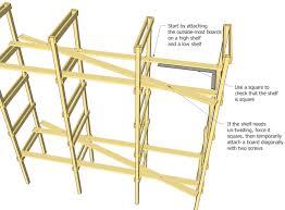 storage shelf plans. Brilliant Storage In Storage Shelf Plans