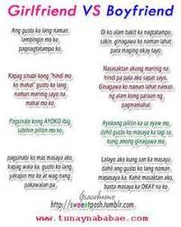 Tagalog Message For Busy Bf Ordinary Quotes