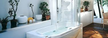 twin whirlpool bath jacuzzi with shower bathtub combo range