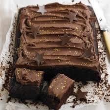 Chocolate Tray Bake Birthday Cake Dessert Recipes Womanhome