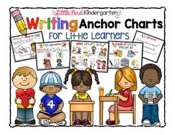 Anchor Charts For Writing Writing Anchor Charts For Little Learners With Text Types