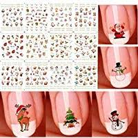 Amazon.co.uk Best Sellers: The most popular items in <b>Nail Stickers</b> ...