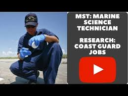 Marine Science Technician Mst Marine Science Technician Research Coast Guard Jobs Vlog 064