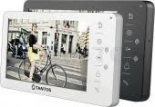 Tantos Prime (white) - <b>монитор домофона</b>, <b>сенсорные</b> кнопки ...