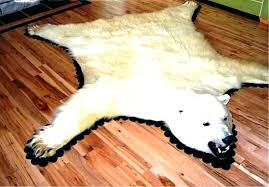 faux bear rug white faux bear rug stylish skin with head designs rugs inspiring in wit faux bear rug