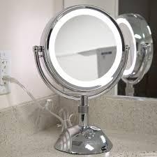 Conair Lighted Makeup Mirror Canada Vanity Mirror With Lights Vanity Mirror Diy Bathroom