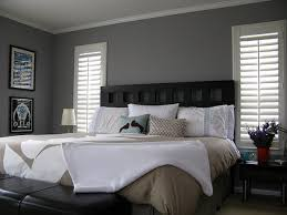 Image for Modern Paint Gray Colors | Post Modern Furniture & Interior  Design on homeinteriorideas.net | Ideas for the House | Pinterest | White  bedding set, ...
