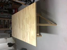 Ikea Tisch Norden Groß Barselberbauenanleitungga