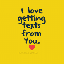 Love Texts From You THE ULTIMATE QUOTES Love Meme On Meme New Ultimate Love Quotes
