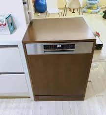 Trả góp 0%][Made in Germany] Máy rửa bát Bosch SMI88US36E bán âm seri 8 sấy  zeolith rửa 13 bộ bát đĩa tặng kèm muối rửa bát Finish [Bảo hành 2 năm]