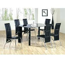 table 6 chairs sale. 6 chairs dining table set \u2013 mitventures (image 1 of 20) sale m