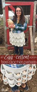 Egg Gathering Apron Pattern