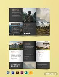 16 free travel brochure templates