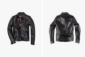 get a beautiful vintage style motorcycle jacket half off