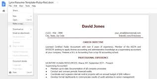 Google Docs Resume Template Extraordinary 60 Google Docs Resume Template In 60 Download Best CV Themes