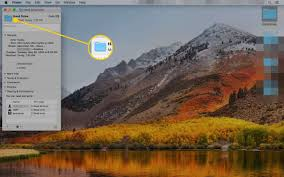 Your Mac by Changing Desktop Icons