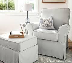 glider rocker swivel chairs. pb kids® comfort swivel glider \u0026 ottoman rocker chairs l