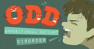 oppositional defiant disorder infographic link image