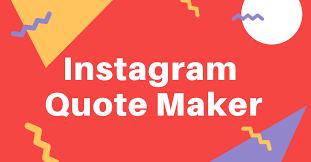 Quote Maker Stunning Instagram Quote Maker Slickwords