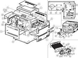 h series universal heater parts schematic