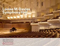 Louise M Davies Symphony Hall
