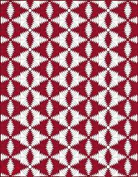 Pineapple Quilt Pattern Designs & The pattern and instructions for this pineapple quilt pattern are found in  the book,