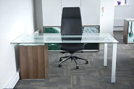 decoration glass for table tops white wooden desk with top