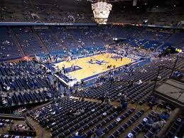 From Our Seats Picture Of Rupp Arena Lexington