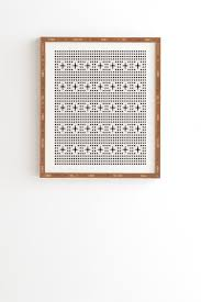 on mud cloth wall art with dot and plus mudcloth framed wall art holli zollinger
