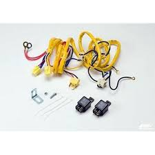 h a motorsports 111694384873 h4 headlight relay wiring harness 4 h a motorsports 111694384873 h4 headlight relay wiring harness 4 headlamp light bulb socket plugs set walmart com