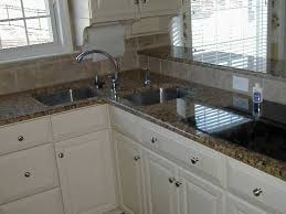 ... Kitchen Sinks, White Rectangle Modern Wooden Lowes Kitchen Sink Base  Cabinet Stained Ideas For Lowe's ...