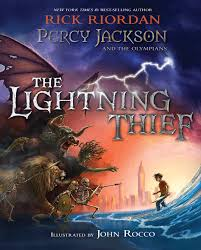 the lightning thief ilrated edition